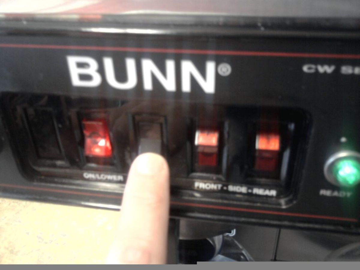Fix Most Problems Without Service Bunn O Matic Coffee