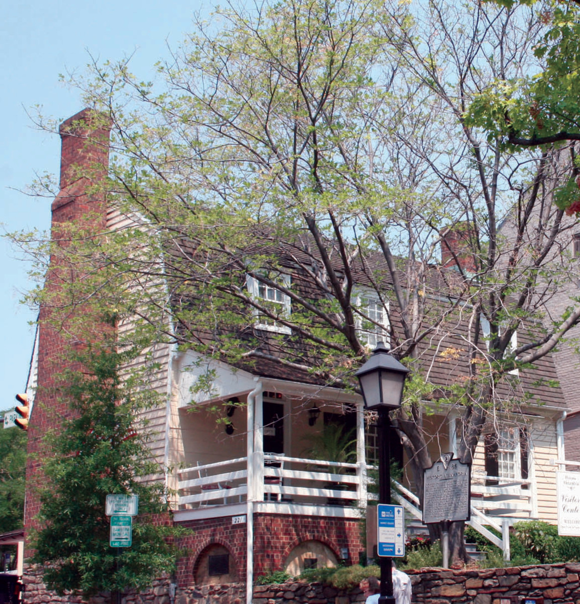 Ramsay House Visitor Center