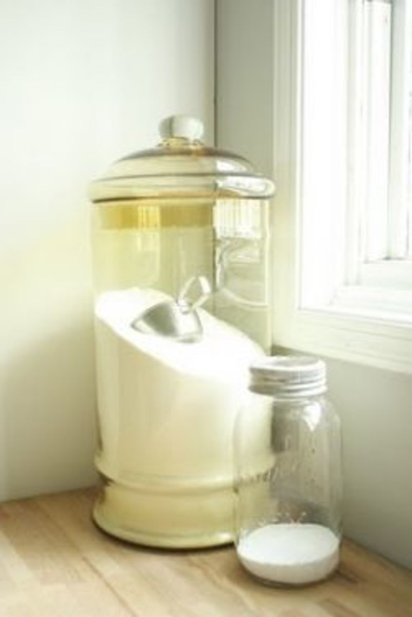 DIY Laundry Soap Powder