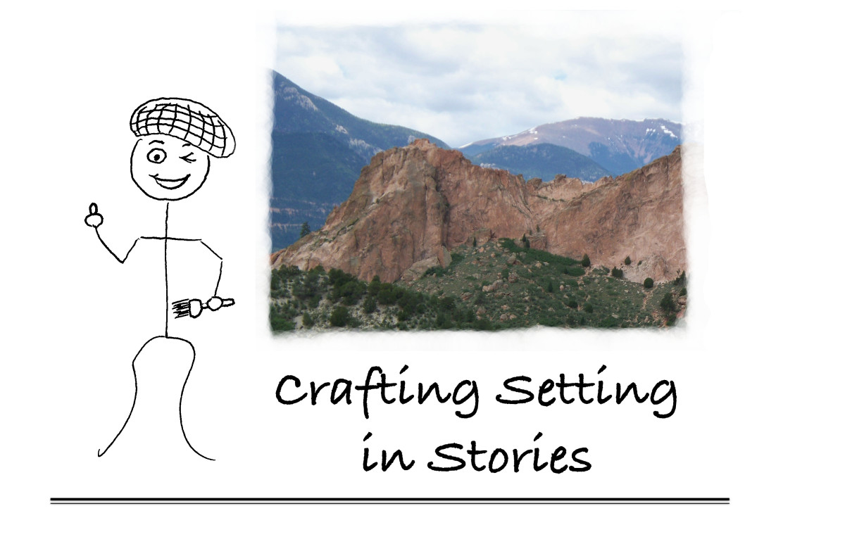 Tips for Crafting Good Fictional Landscapes