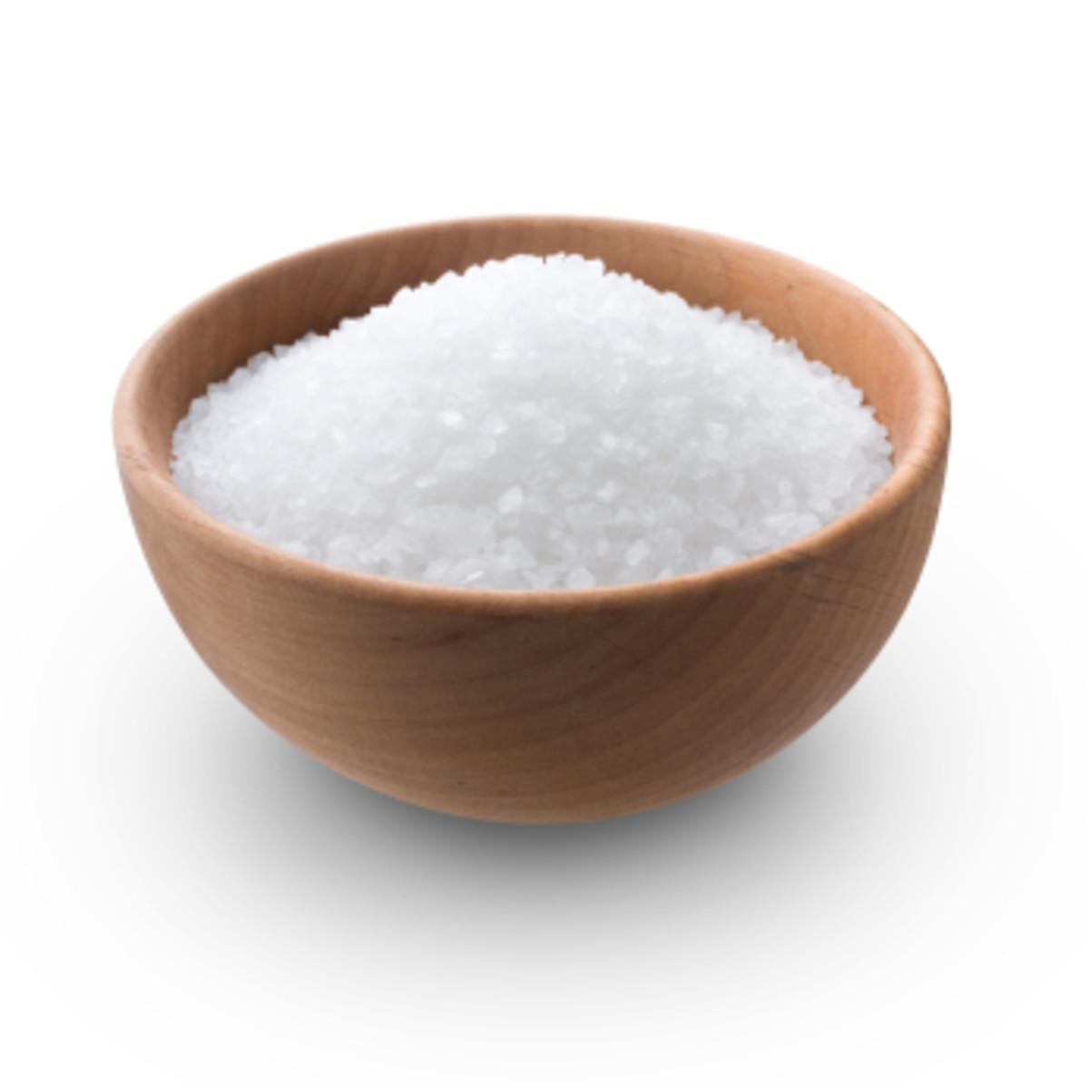 Unrefined Seal Salt