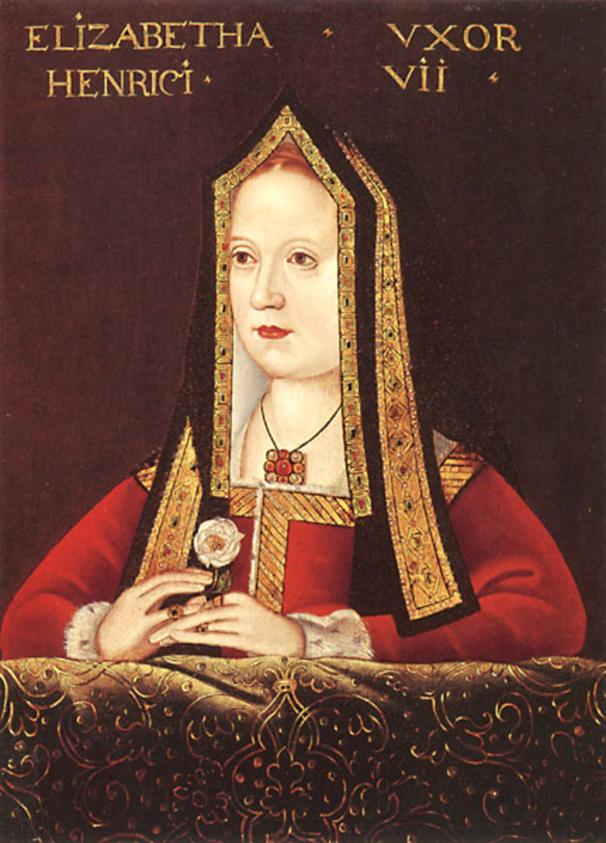 Queen Elizabeth of York