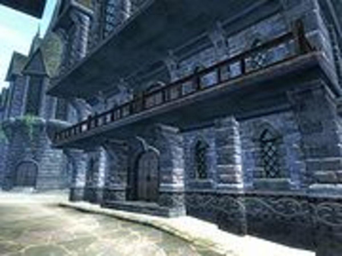 Rosethorn Hall- Skingrad House You Need.