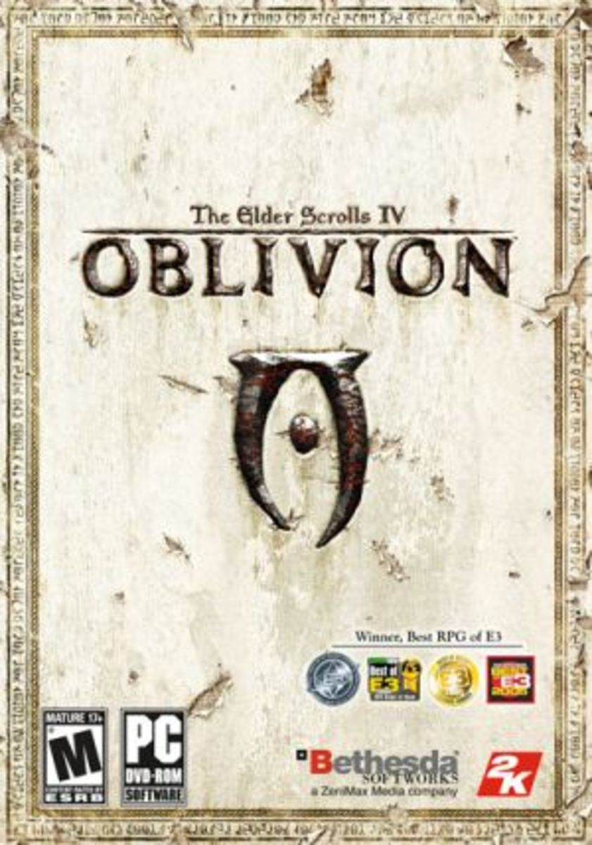 Elder Scrolls IV: Oblivion- Skill Basics and Techniques to Level Up