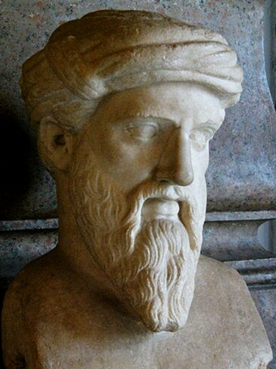 Influence of Jainism on Pythagoras