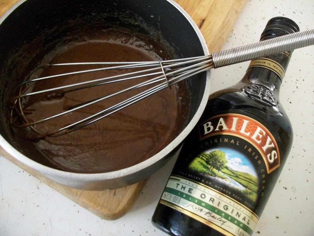 Baileys Irish Cream Sauce