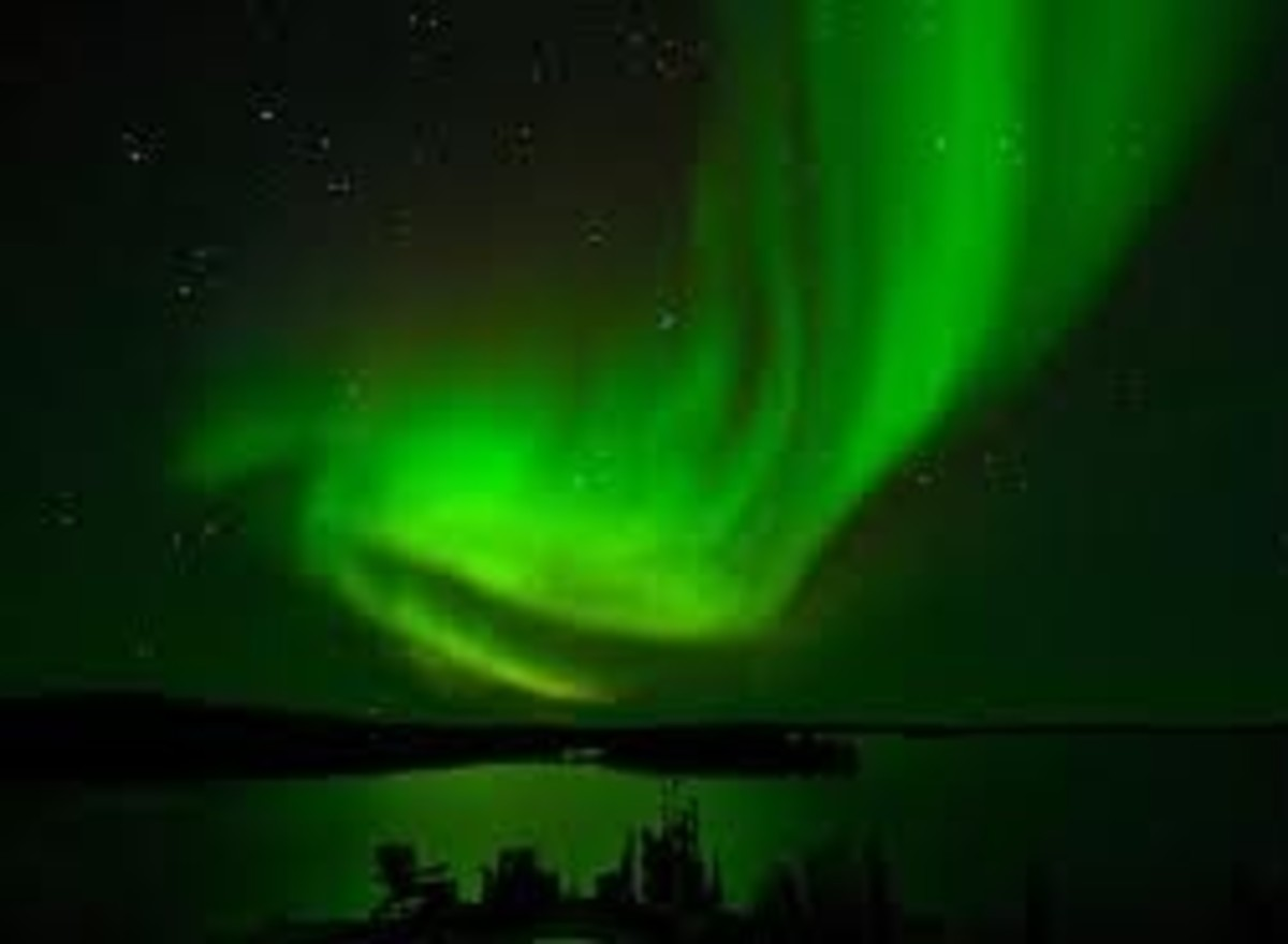 The Best Places In Scotland To See The Northern Lights - Aurora Borealis
