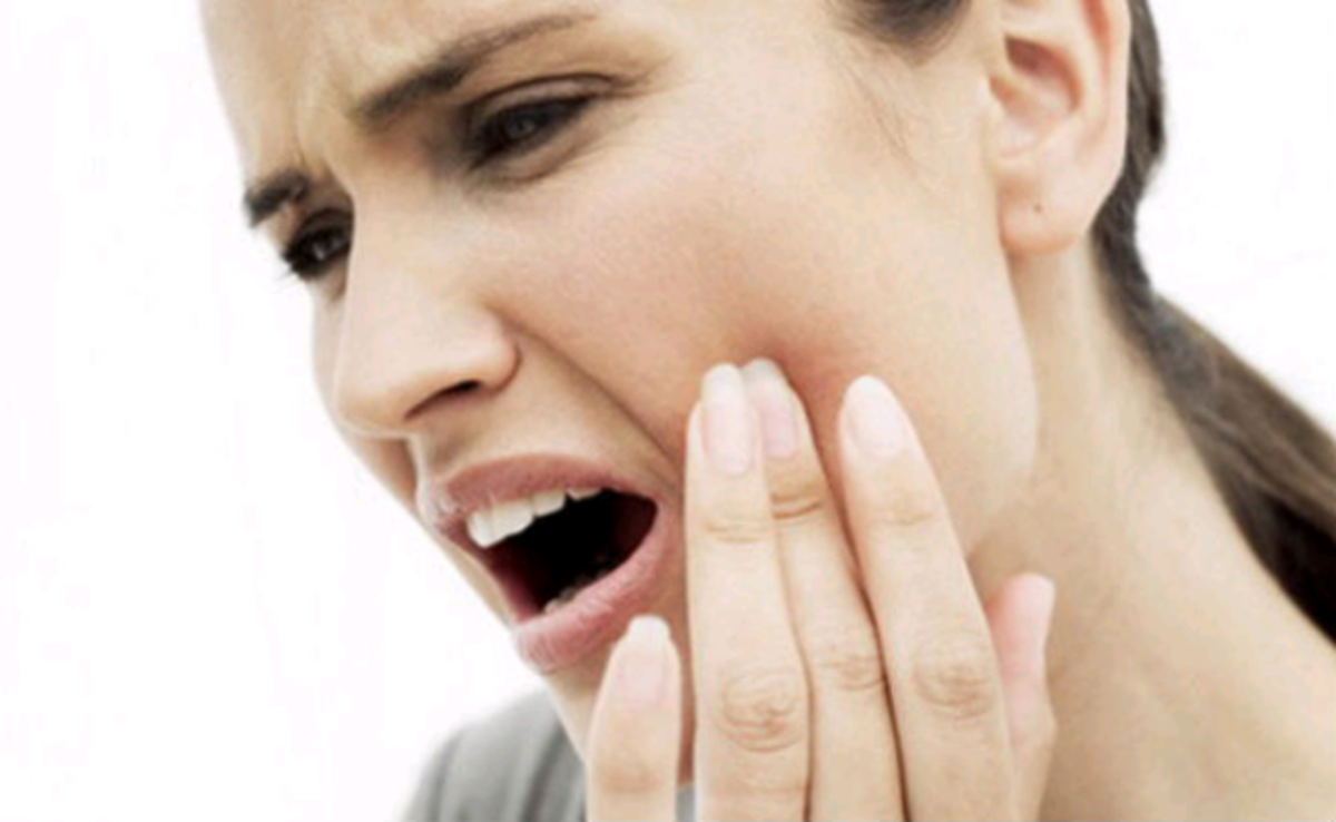 What You Need To Know About Sensitive Teeth