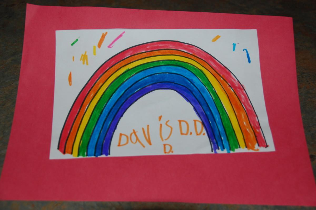 Coloring rainbow