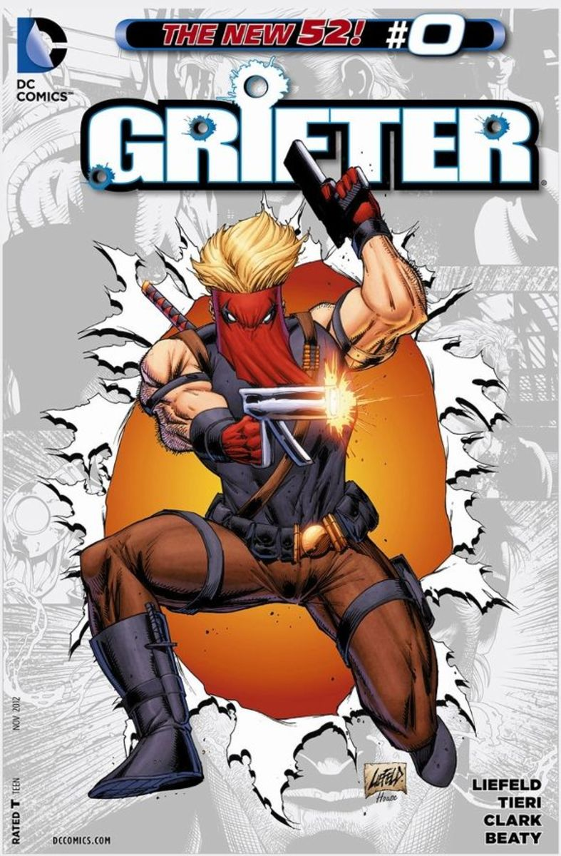 "Grifter #0Cole Cash is going through a series of ""programming"" trials until an unexpected ally frees him from the clutches of his Daemonite captors. Once again, Cole wakes up, completely unaware of his surroundings, but prepares himself for future t"