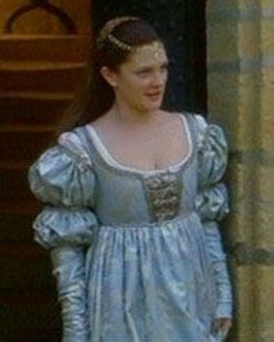 Drew Barrymore as Danielle from Ever After