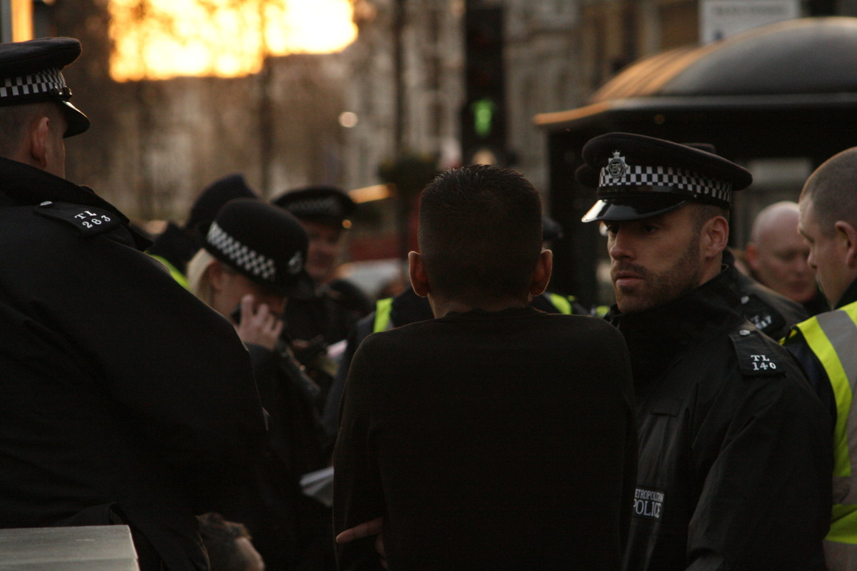 "Police ""stop and search"" of youth foments hatred"