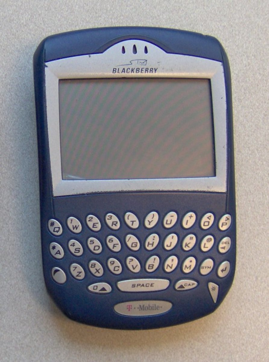 """Blackberry messaging - the """"official"""" cause of the 2011 London Riots"""