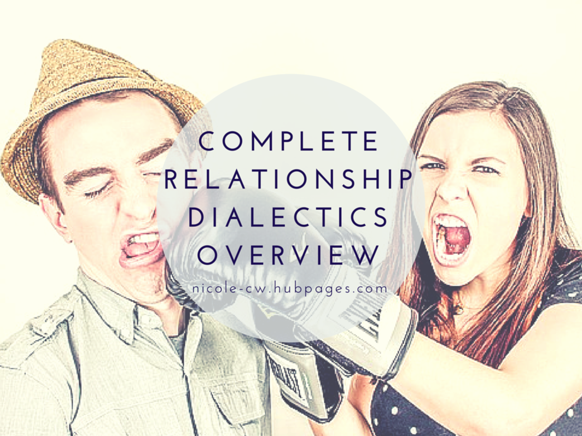 Complete Relationship Dialectics Overview