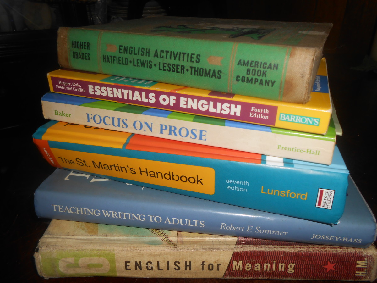 Activities for the First Day of Class in English Composition - Tips for Teachers