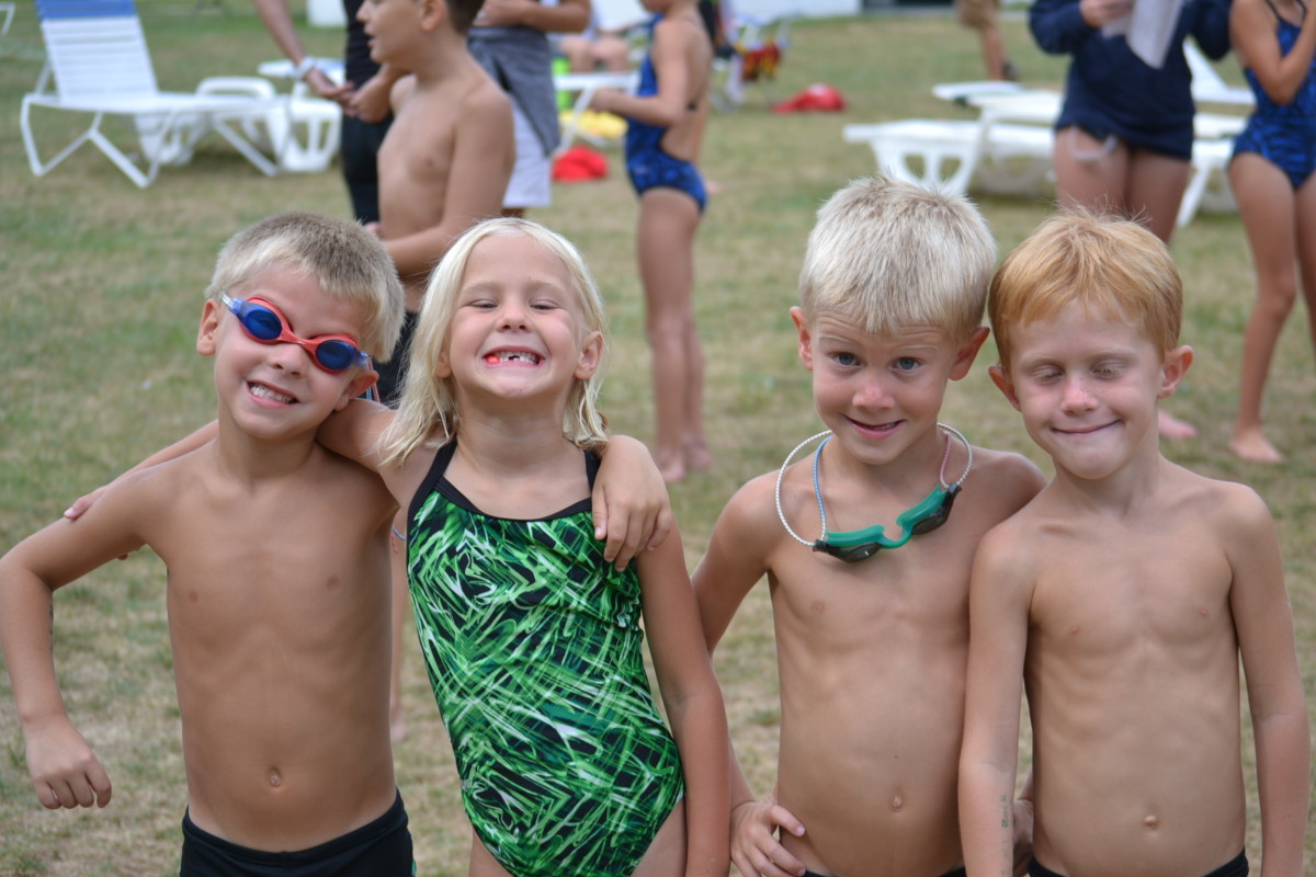 Benefits of Swim Team for Kids