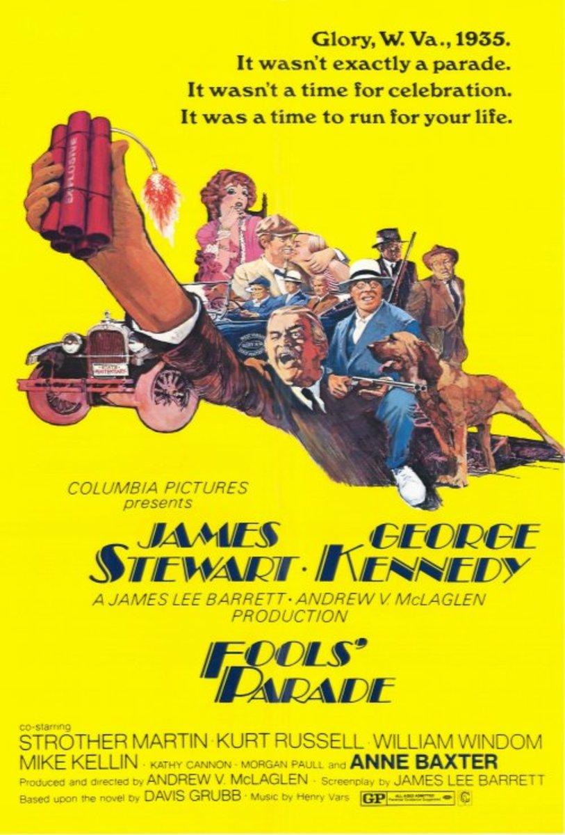 Fools Parade (1971)