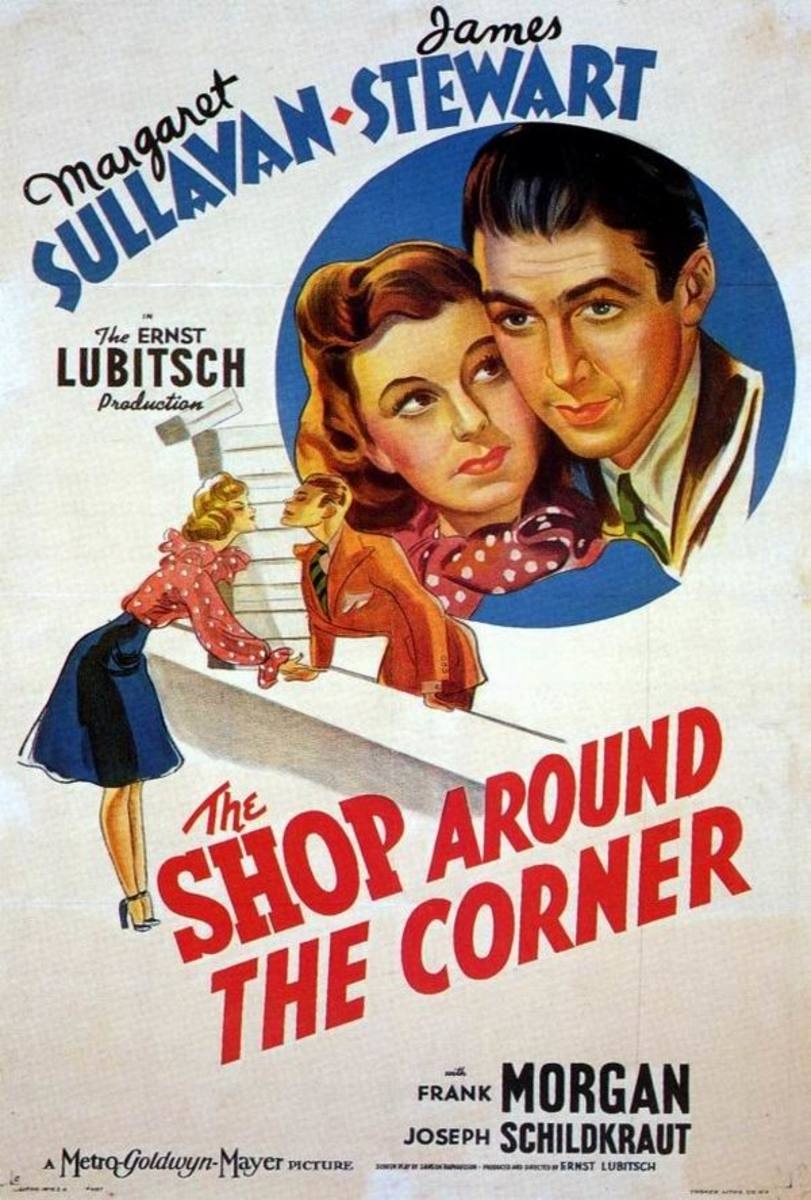 The Shop Around the Corner 1940