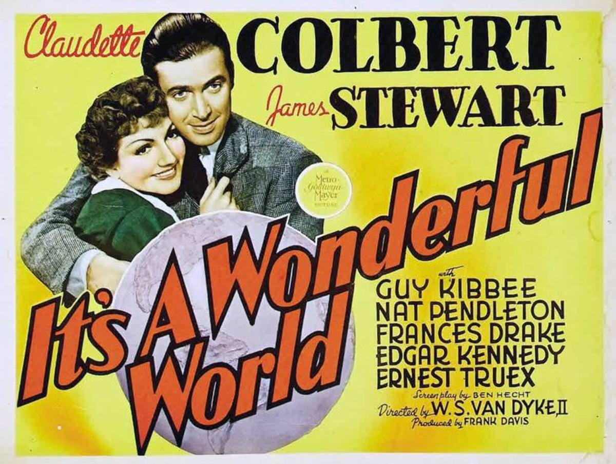 Its a Wonderful World 1939
