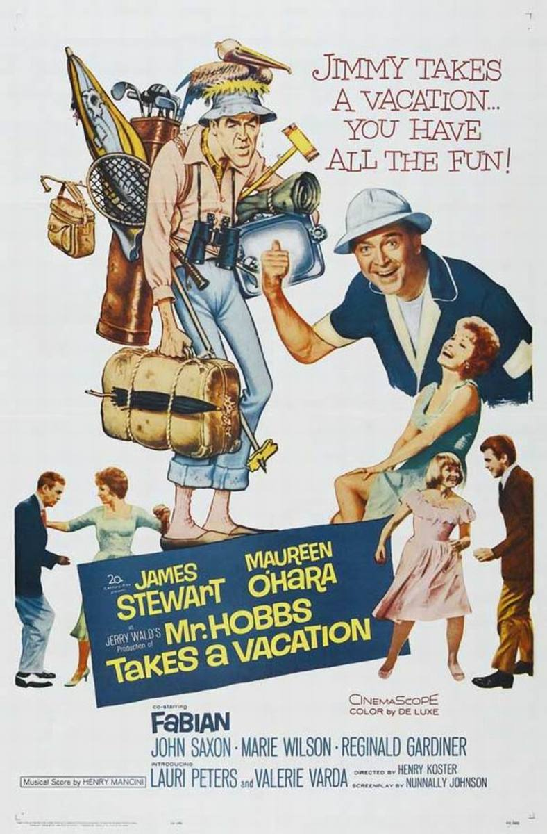 Mr Hobbs Takes a Vacation 1962