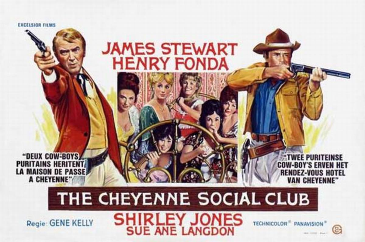 The Cheyenne Social Club (1970)