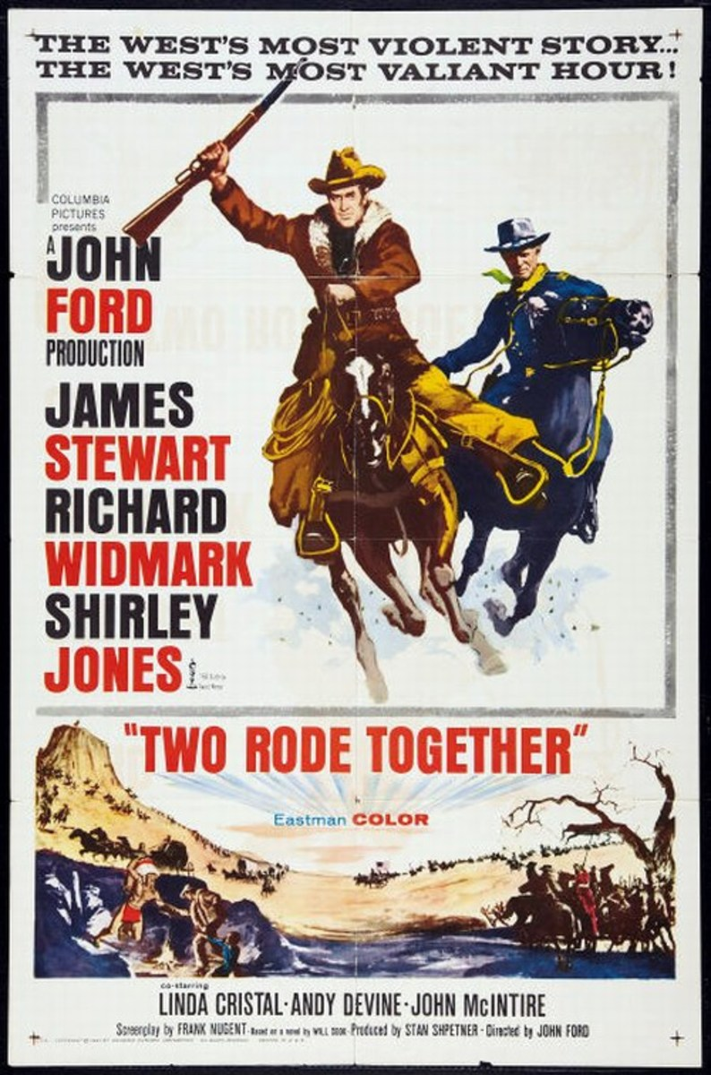 Two Rode Together 1961