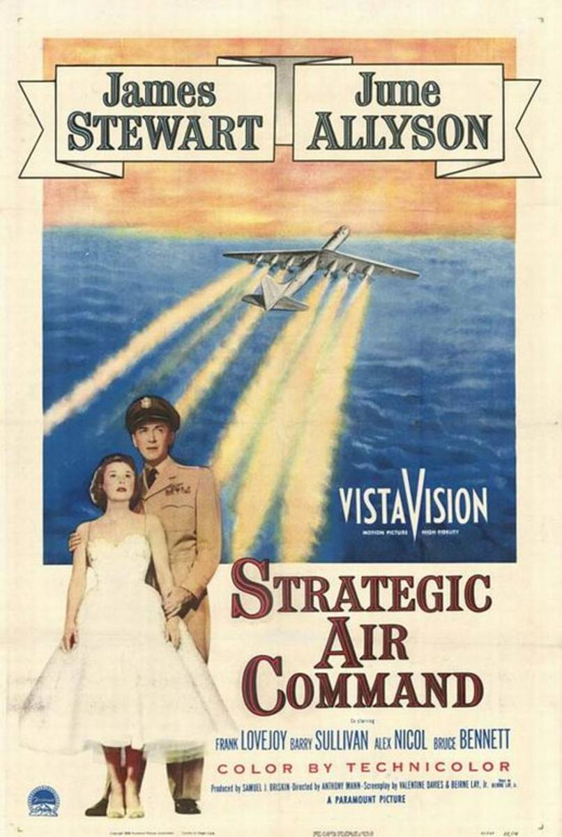 Strategic Air Command 1955