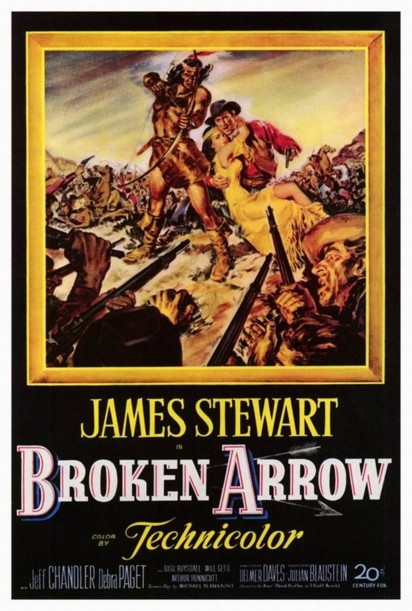 Broken Arrow 1950