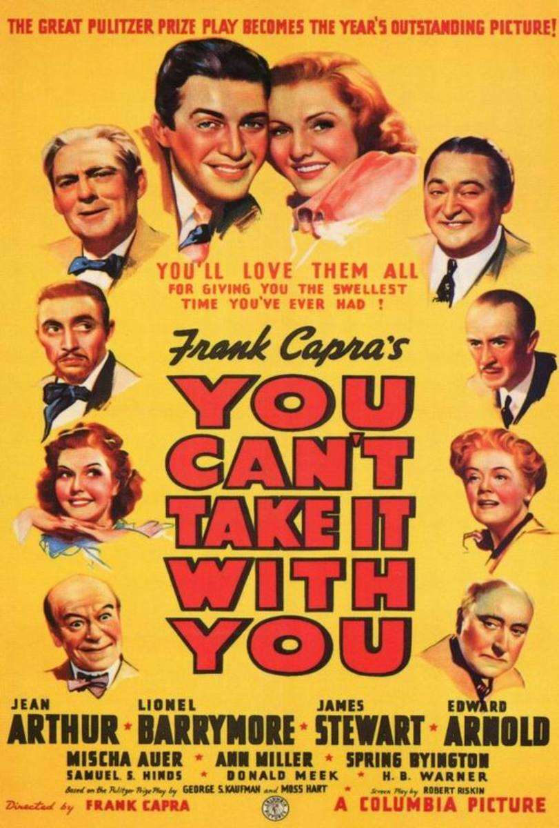 You Cant Take it With You 1938