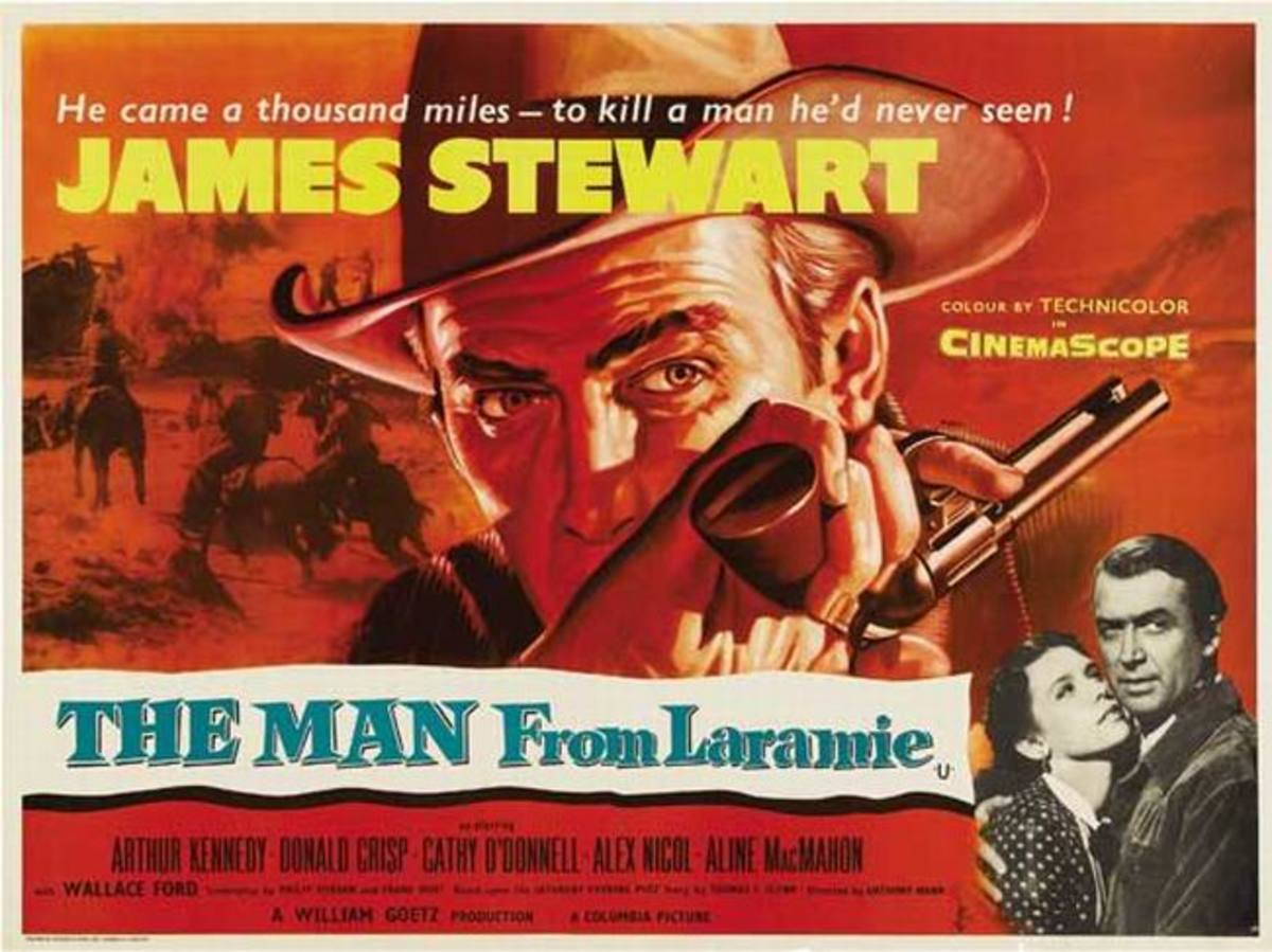 The Man from Laramie 1955