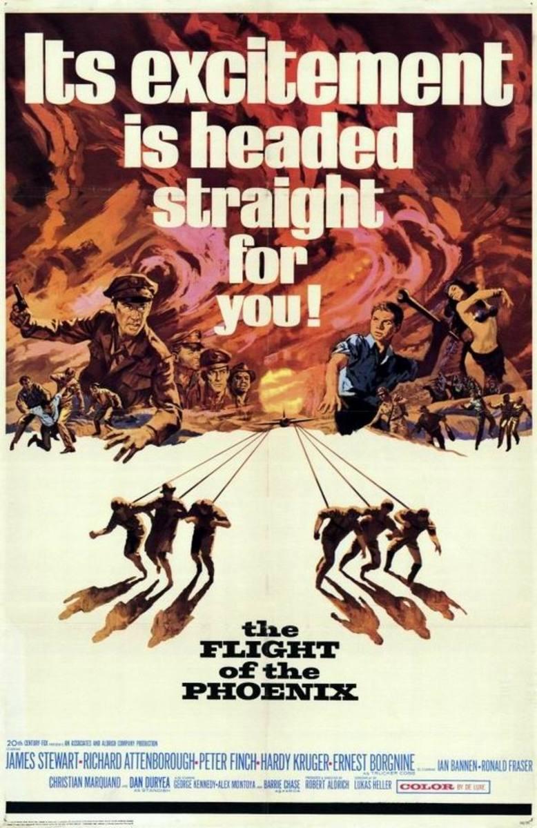 Flight of the Phoenix (1965)
