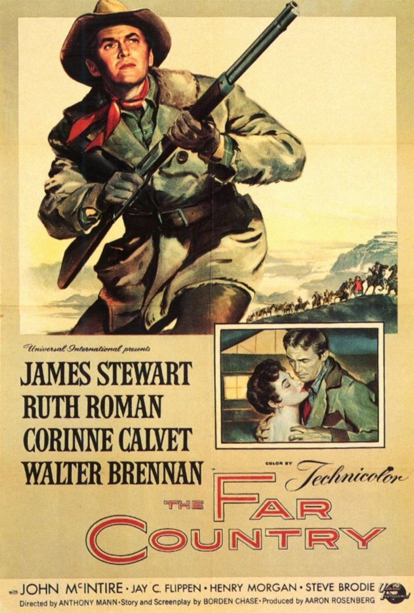 The Far Country 1954