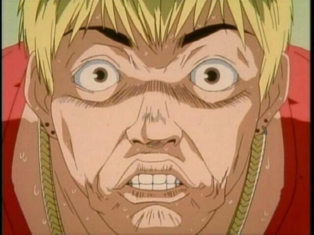 Anime Reviews: Great Teacher Onizuka