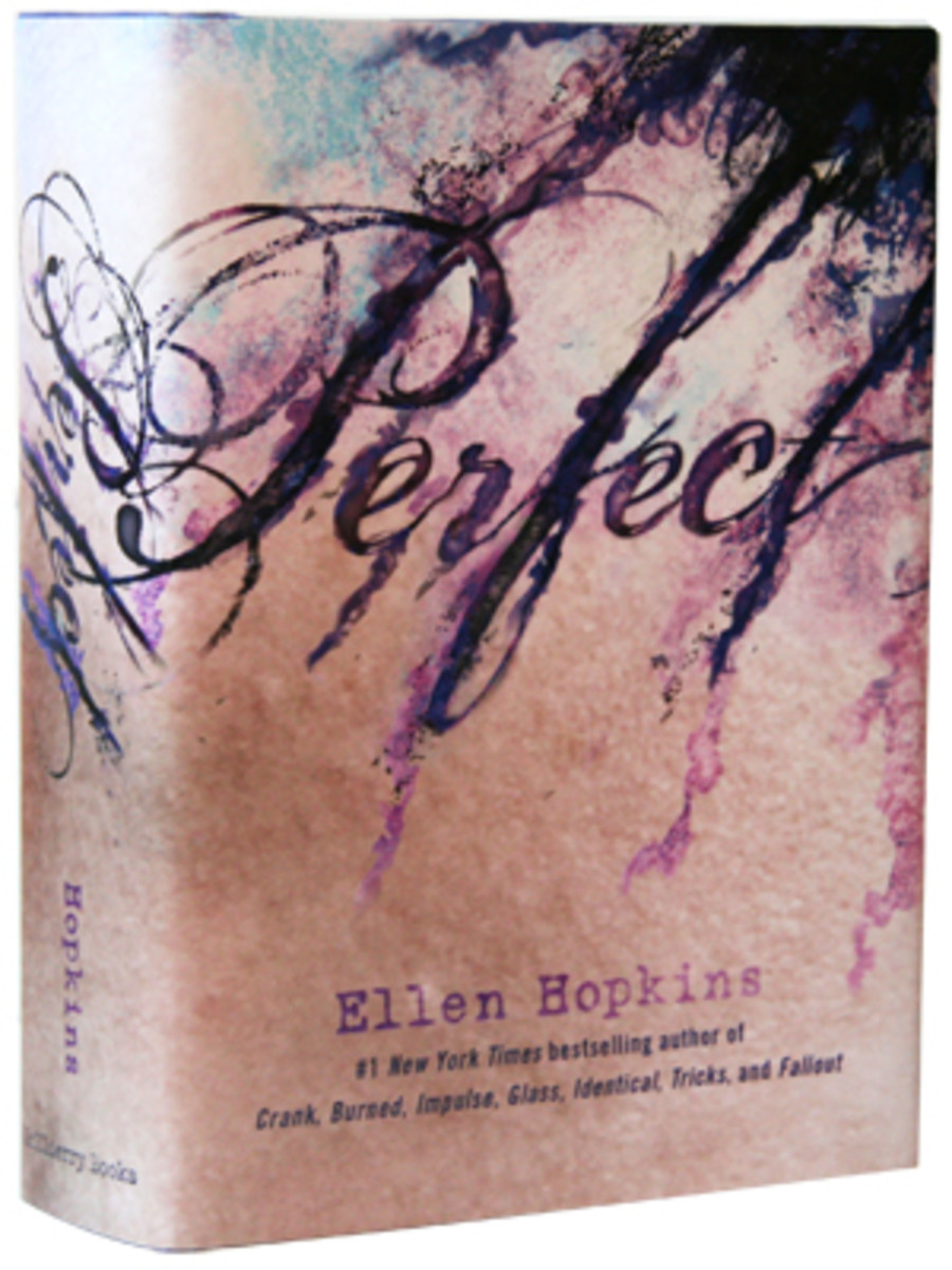Cover of Perfect an Ellen Hopkins book