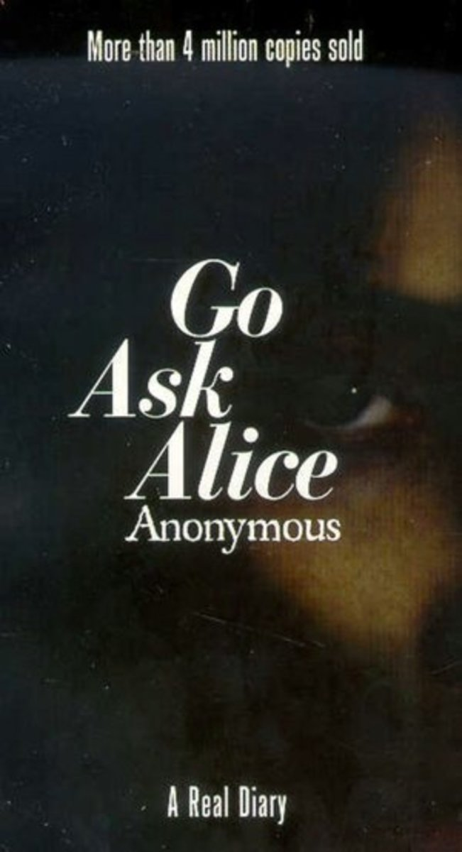Cover of Go Ask Alice