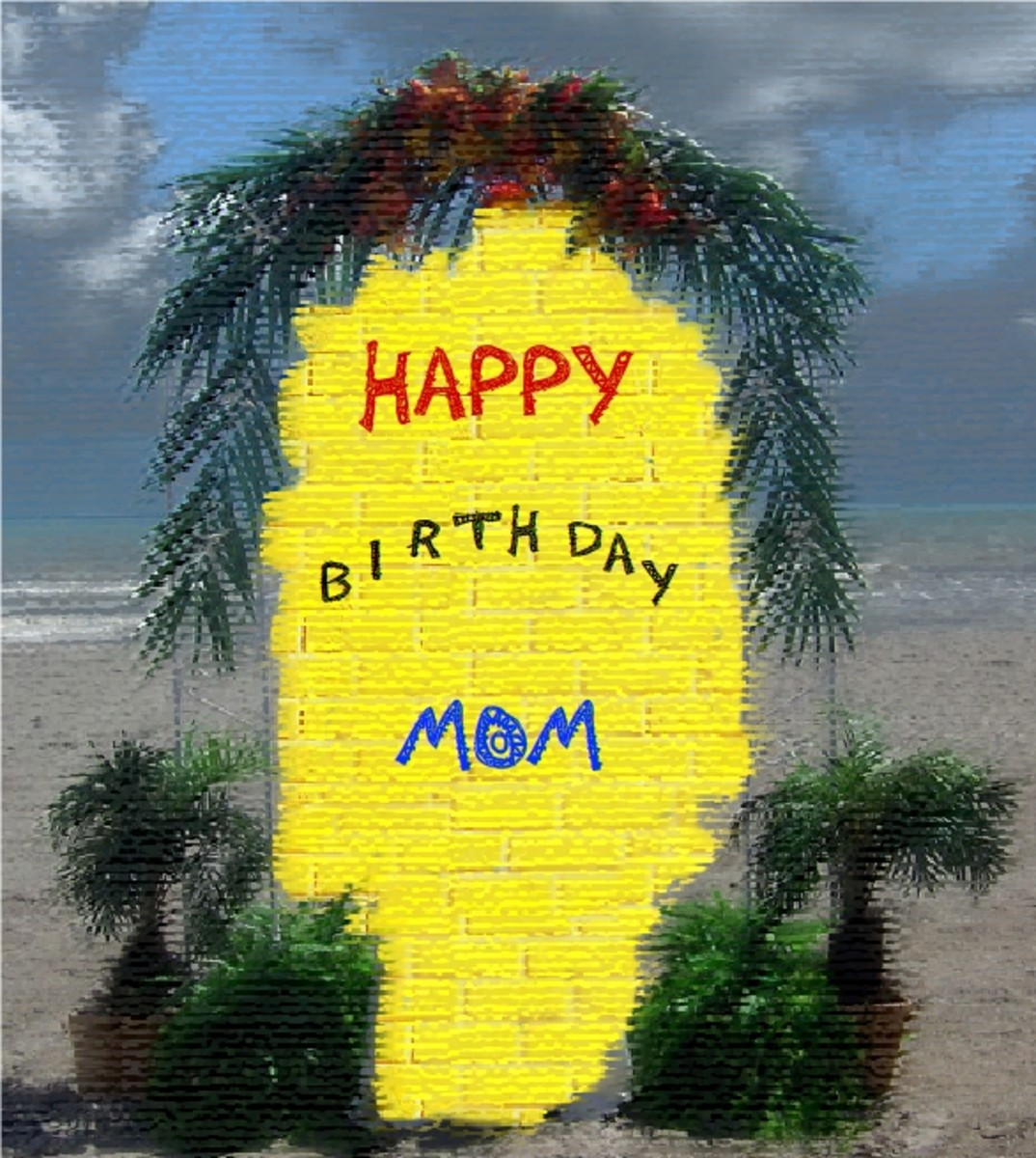 Mother Birthday Card