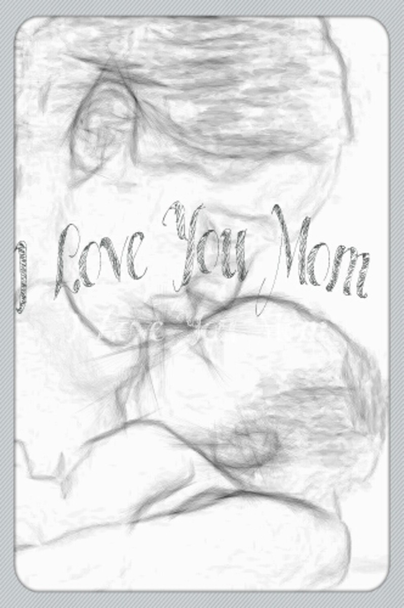 Mother - I love you!!!