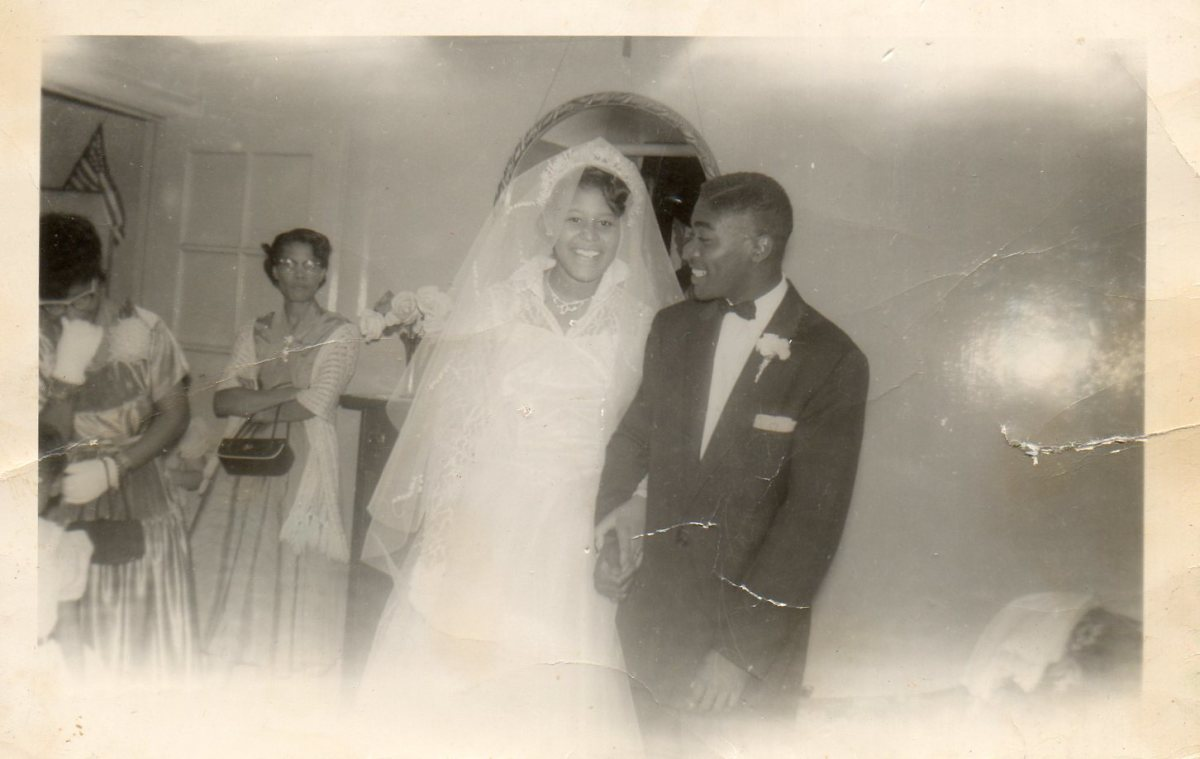 Willie Platt married Rose, July 16, 1956. He was 20 years old and she was 17.