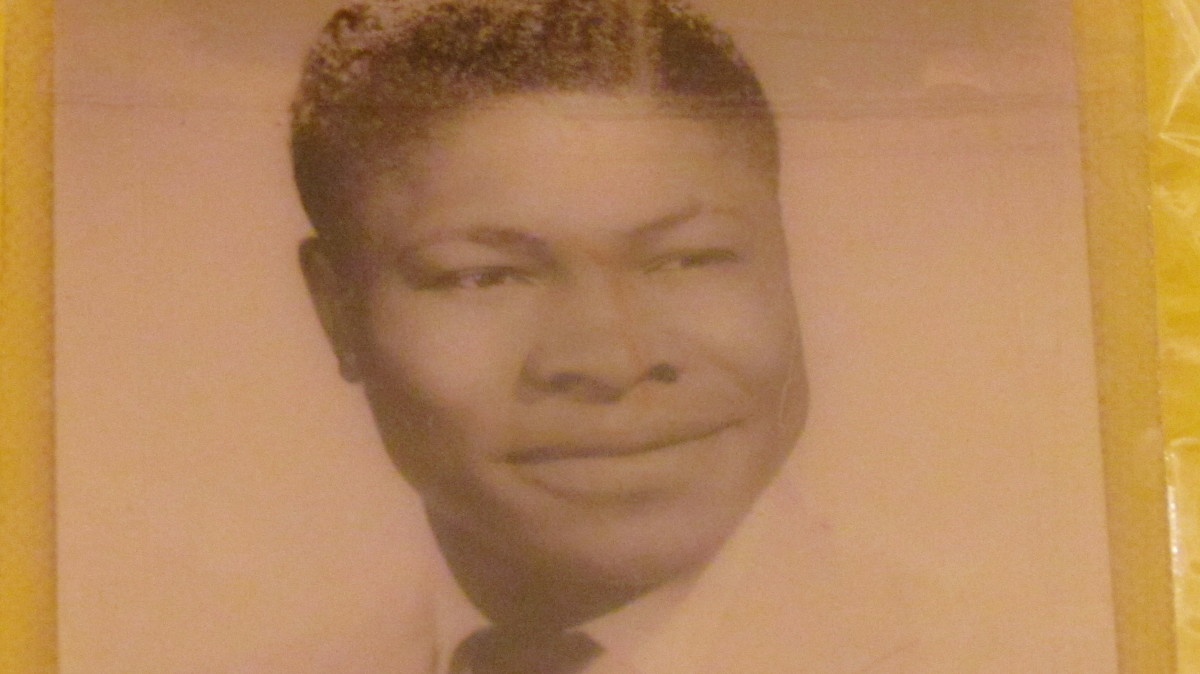 The late Leroy Coleman, was the son of Annie Coleman and cousin of Willie (June) Platt.
