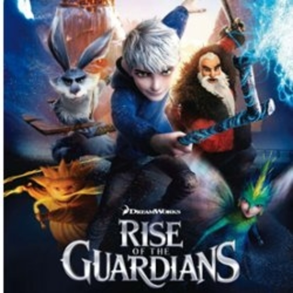 Rise of the Guardians, Toys, Dolls and Figures