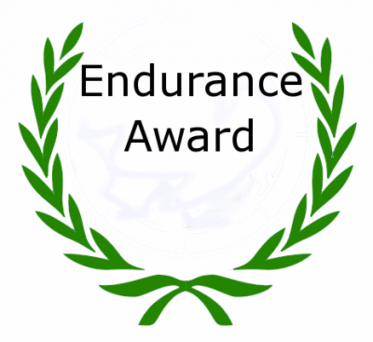 Endurance Award -- Essential Life Skills