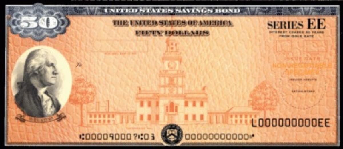 U.S. Savings Bond Clip Art