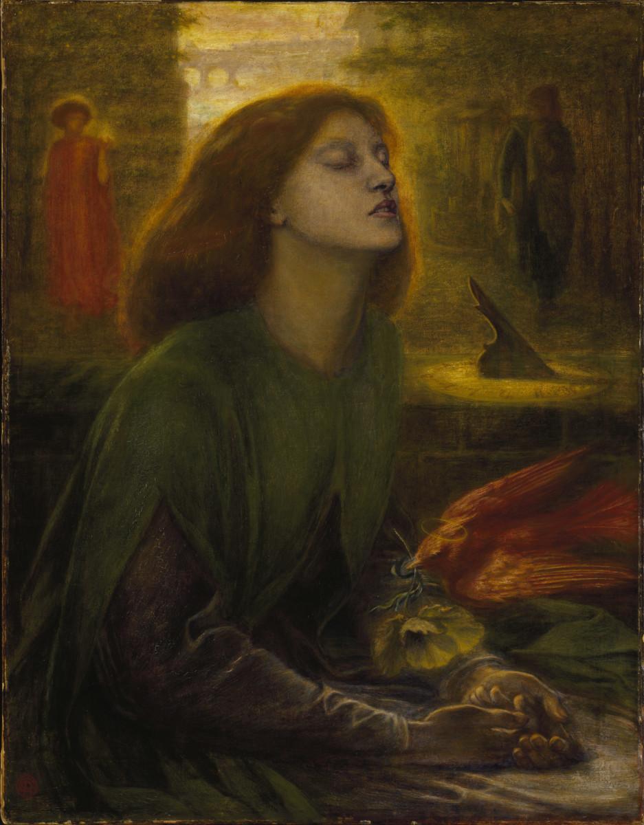 Beata Beatrix (1864-1870)