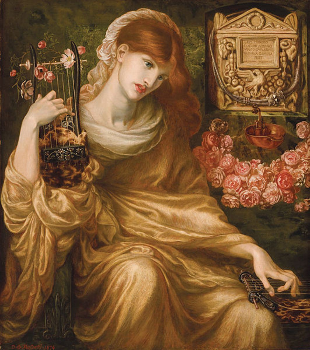 The Roman Widow
