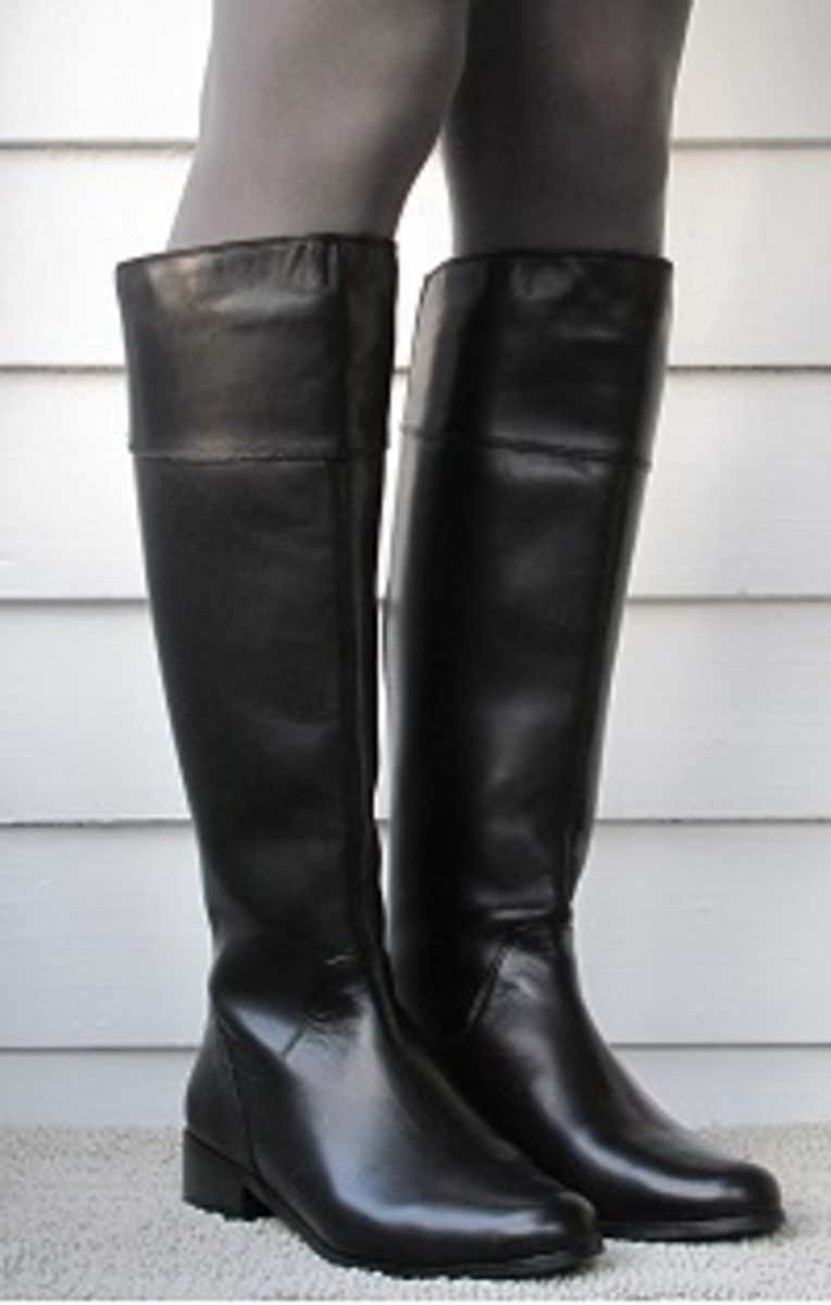 vaneli skinny calf boots