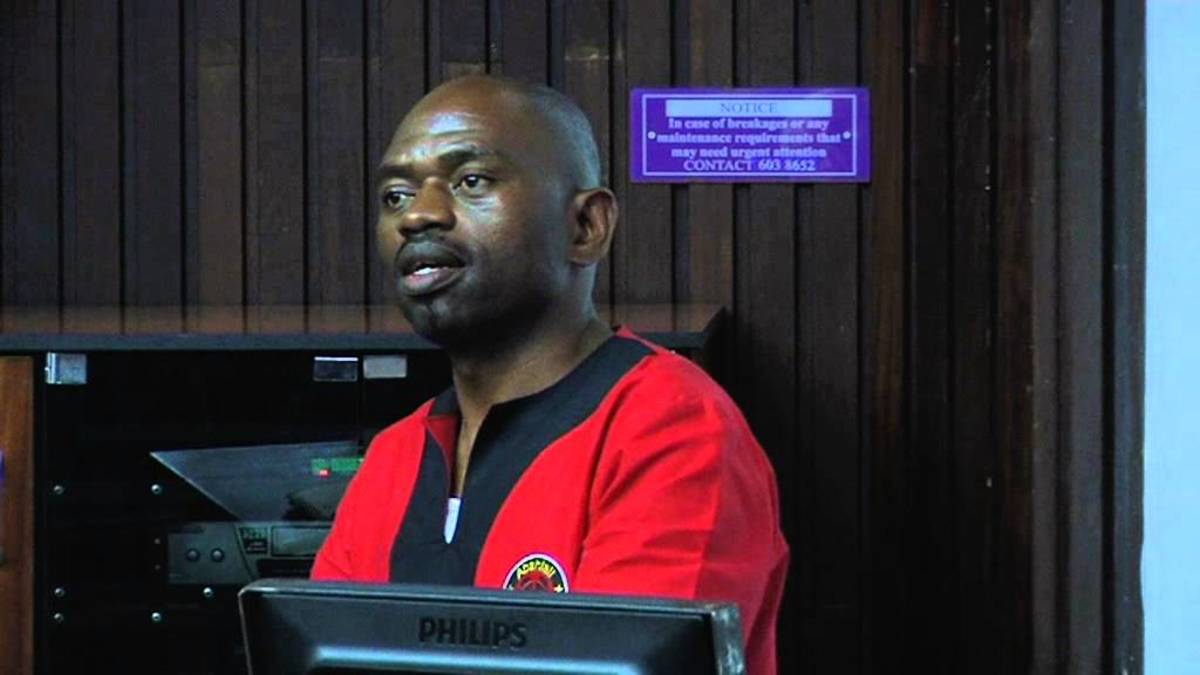 S'bu. Zikode is the former President of Abahlali baseMjondolo Movement SA. Prior this he was the President of Abahlali and a chairperson of the Kennedy Road Development Committee before becoming its president. He was born and raised in Estcourt by a