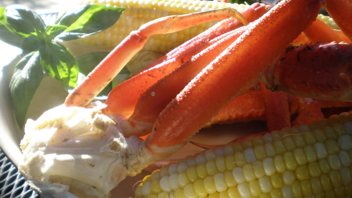 Crock Pot Crab Legs Budget Friendly Dinner Party