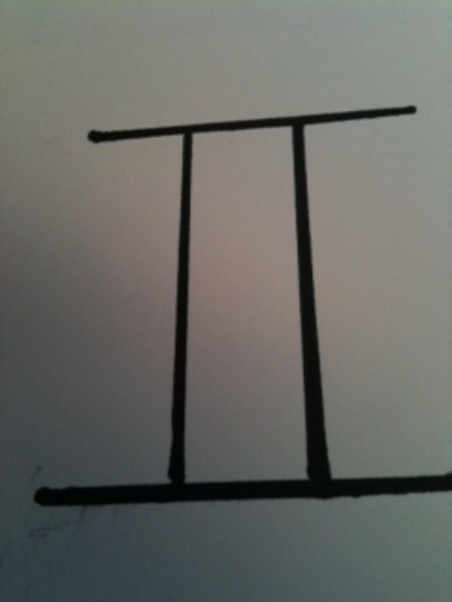 Symbol for Gemini