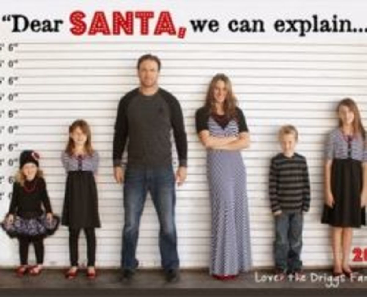 Funny Christmas Photo Ideas