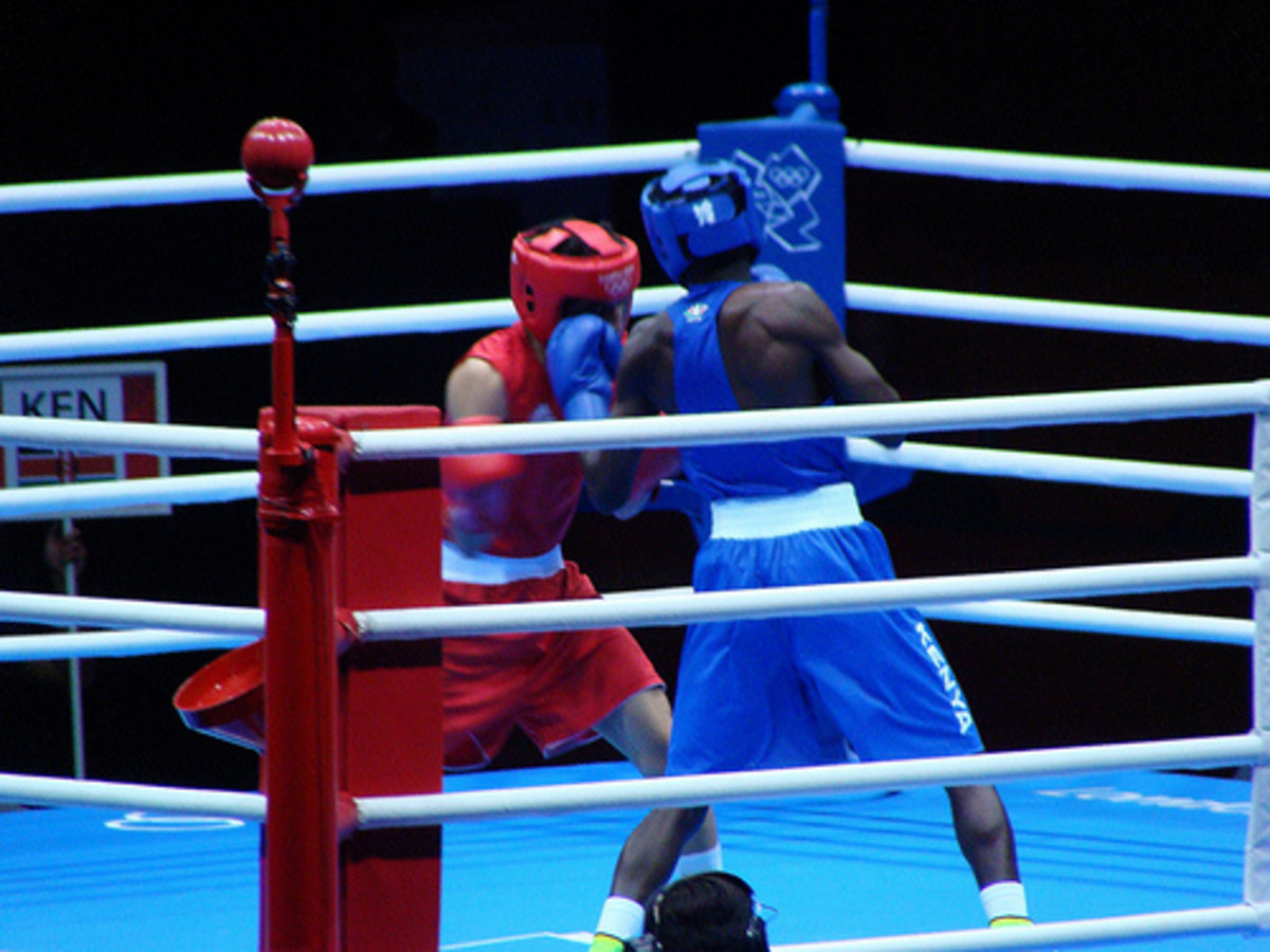 Boxing at 2012 Olympics